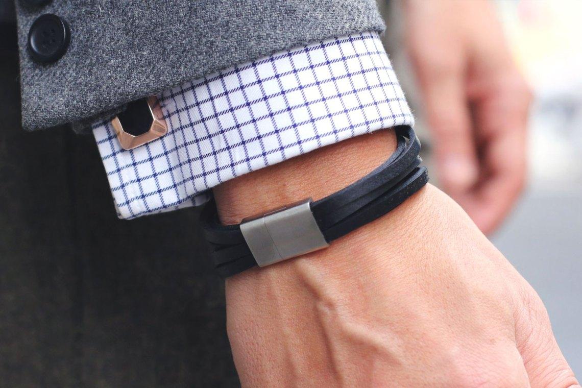 Bracelet homme mode