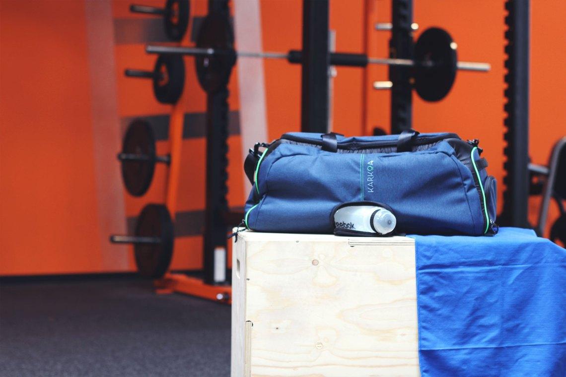 Sac de sport musculation