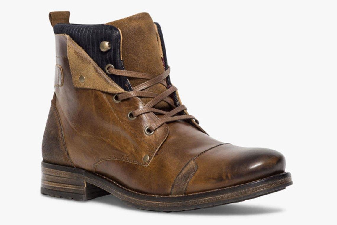 Boots Bocage avec talon