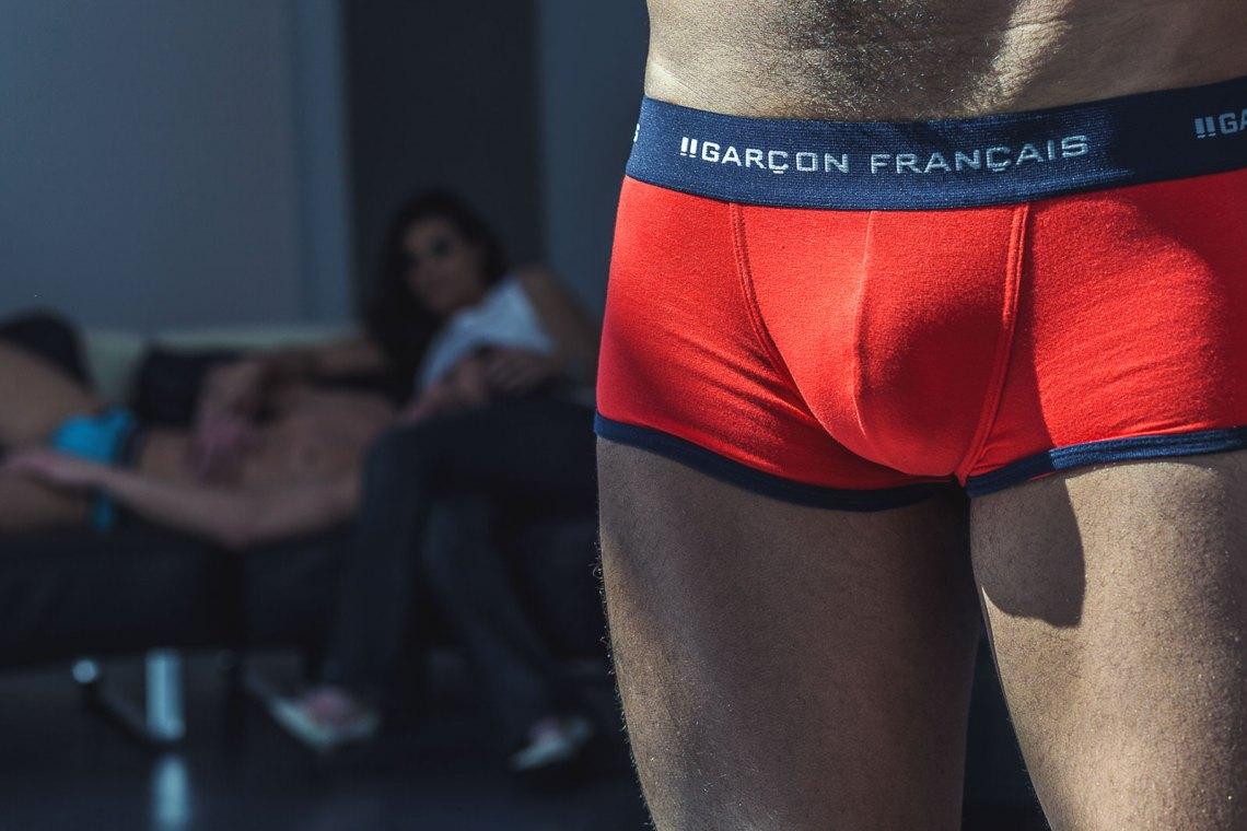 Garçon Français Slips & Boxers