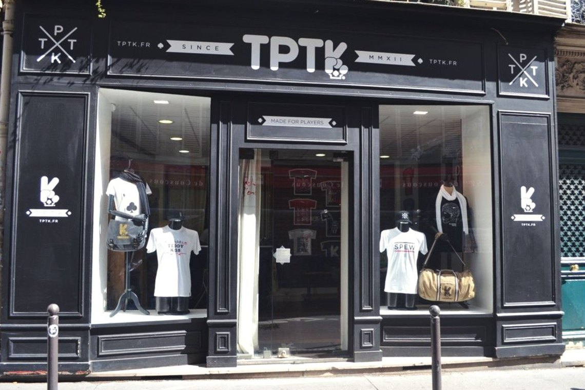 Poker TPTK Clothing