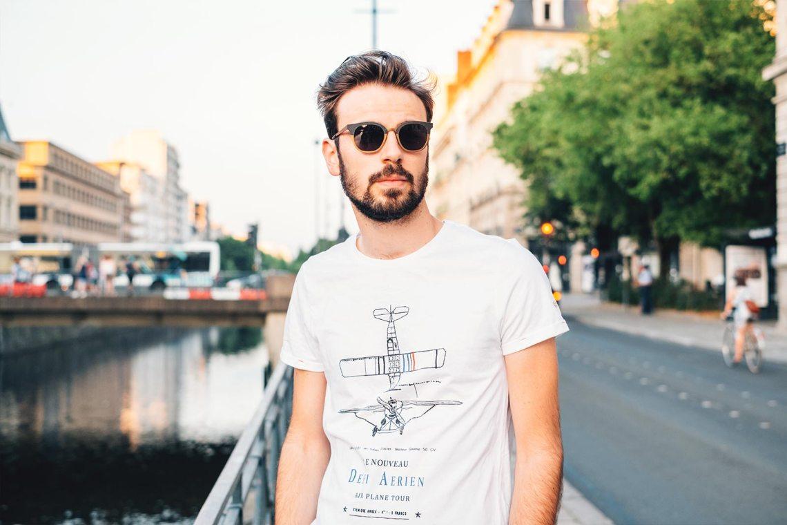 Mode Homme - TShirt Devred