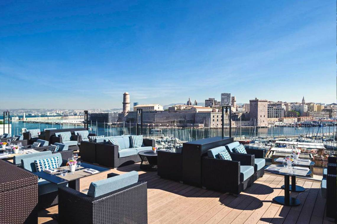 Dantes Skylounge Marseille