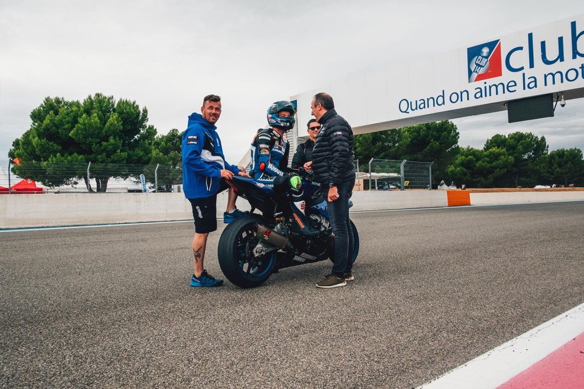 Moto Tag Heuer