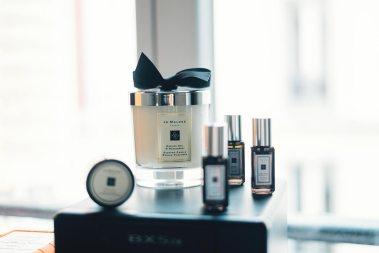 test Jo Malone Parfums et produits de beauté