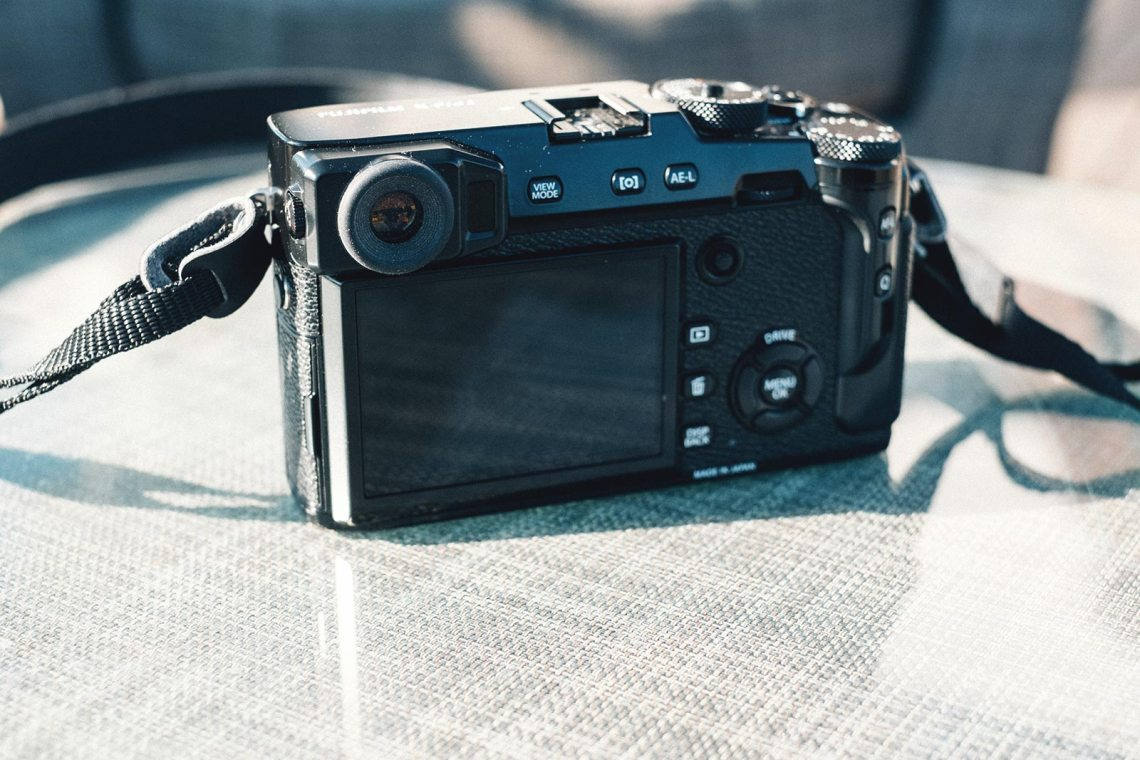 Fujifilm x-pro2 Test