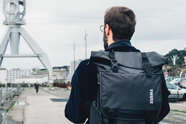 Sac voyage Thule Covert DSLR RollTop BackPack Test