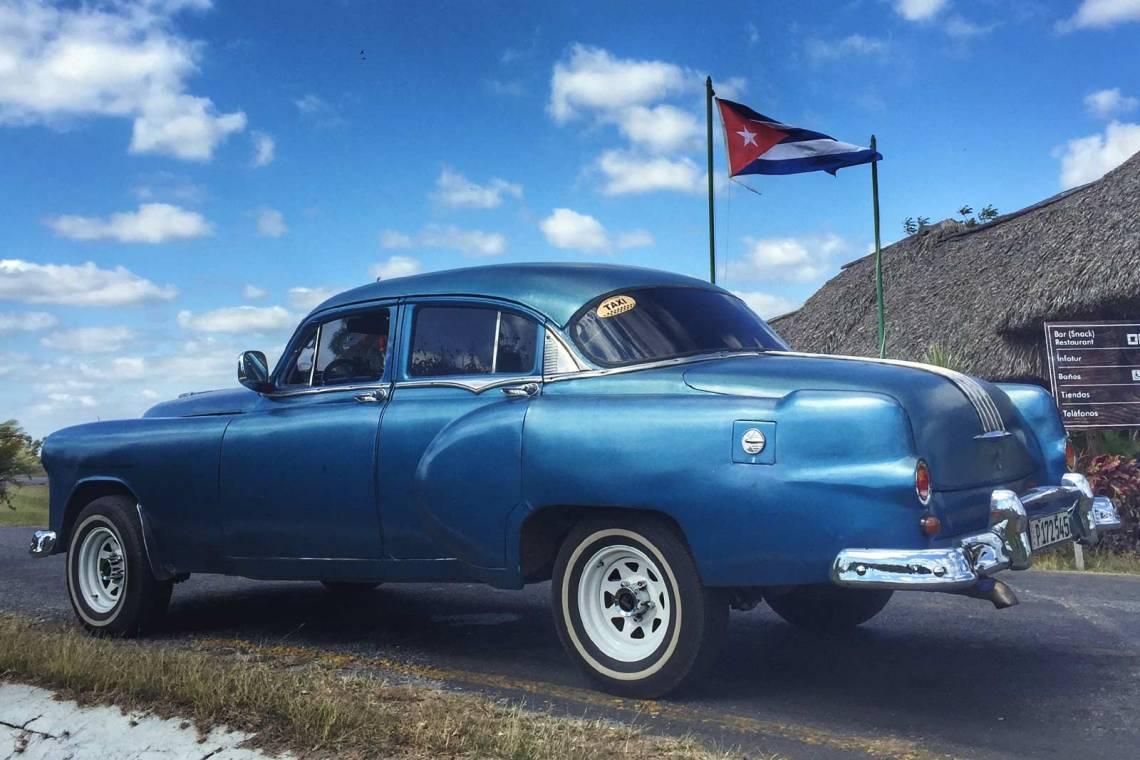 Cuba Voiture américaine