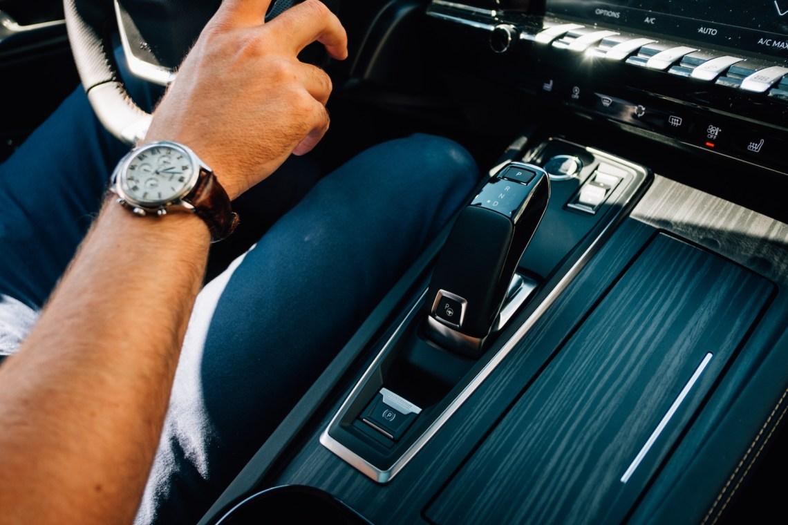 Peugeot 508 intérieur