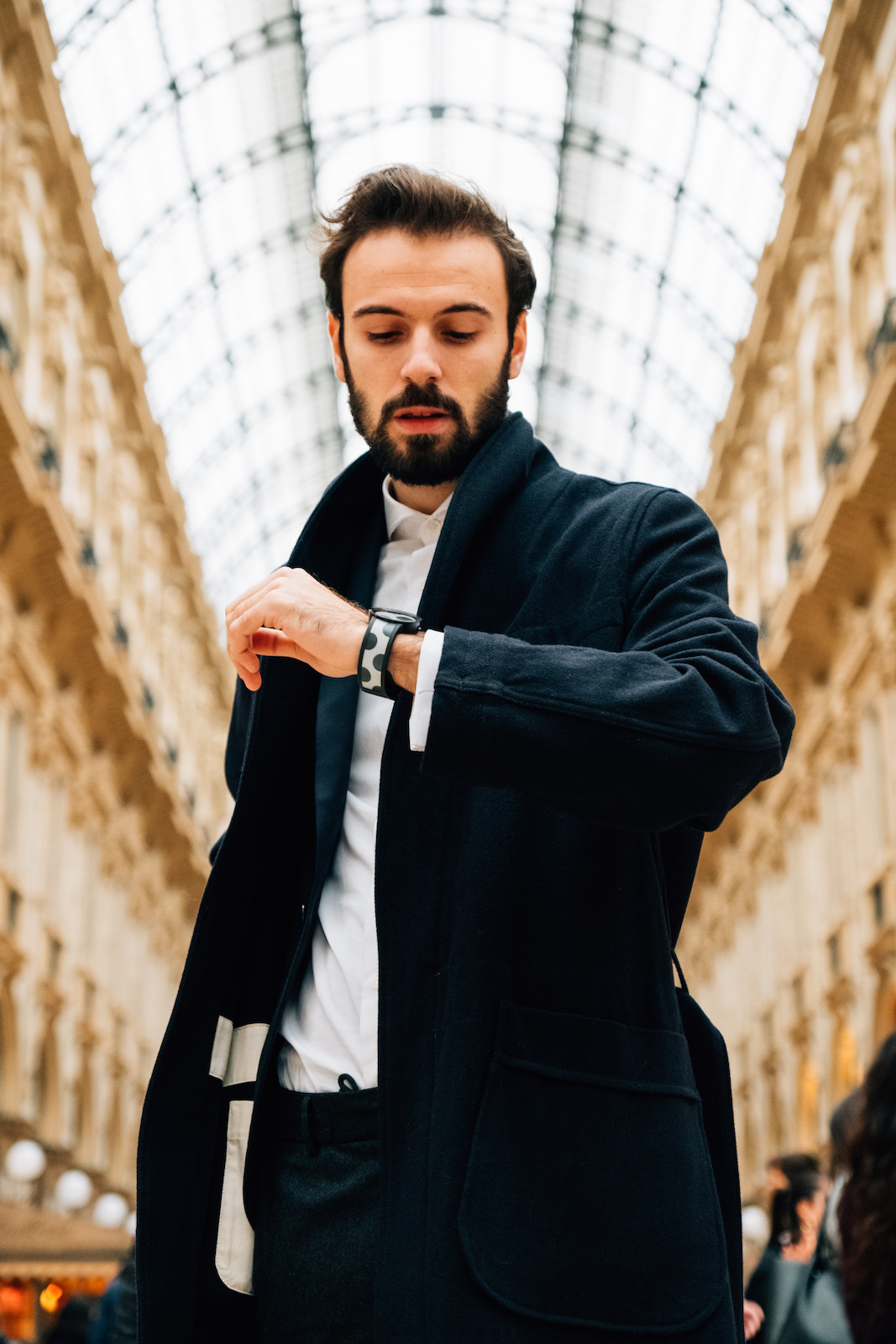 Milan Sony FES Smartwatch