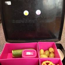 photo of Goggly Eyes on Lunch box