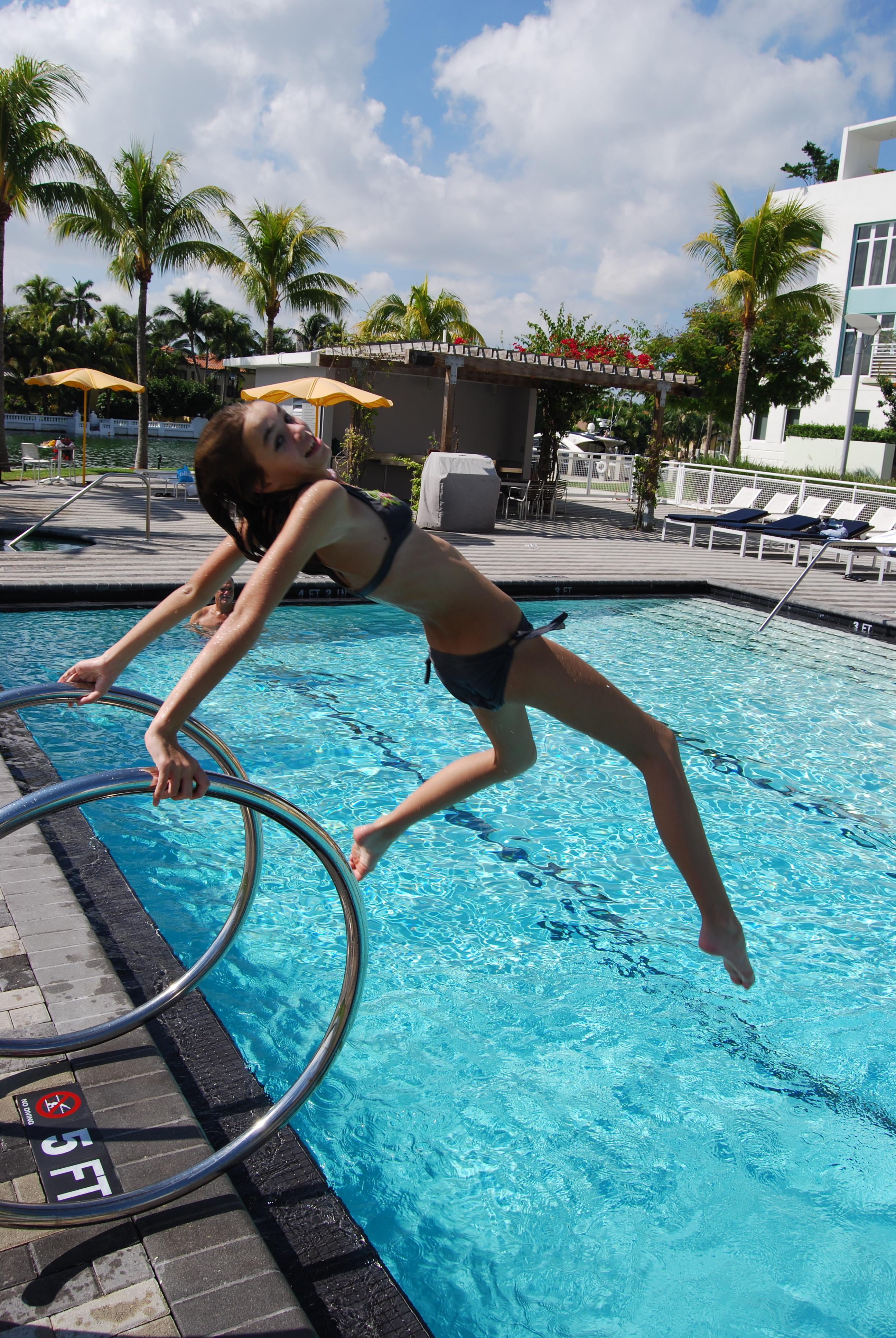 iona's most elegant leap