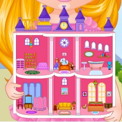 Home Decor Game Apps Games Barbie Winter House Decoration Free Online 5
