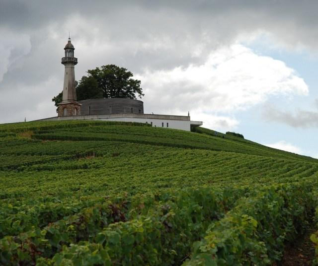 Champagne Barbier-Roze Le Phare de Verzenay Vine Museum