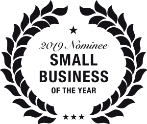 2019 Nominee for Small Business of the Year