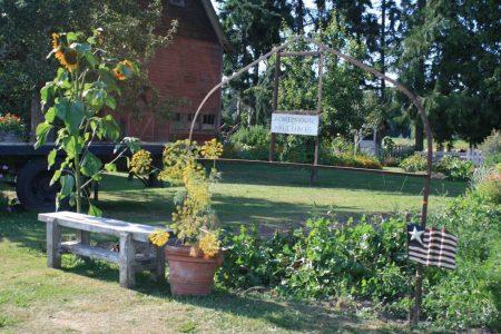 Local farmstand