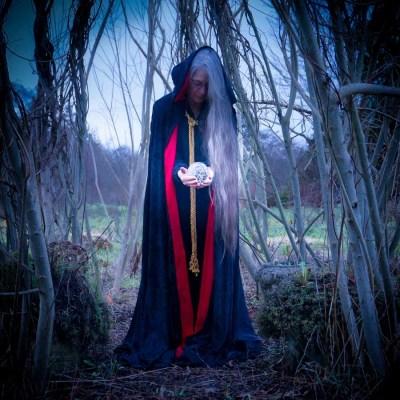 All Hallows' Magic in the October Garden