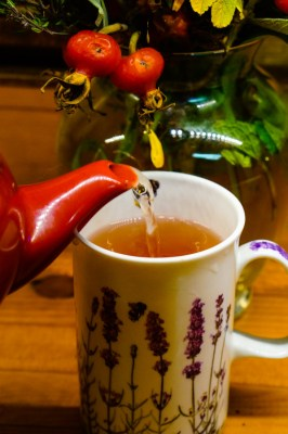 The Power of Tea: Herbs for Coping with Grief and Hard Times
