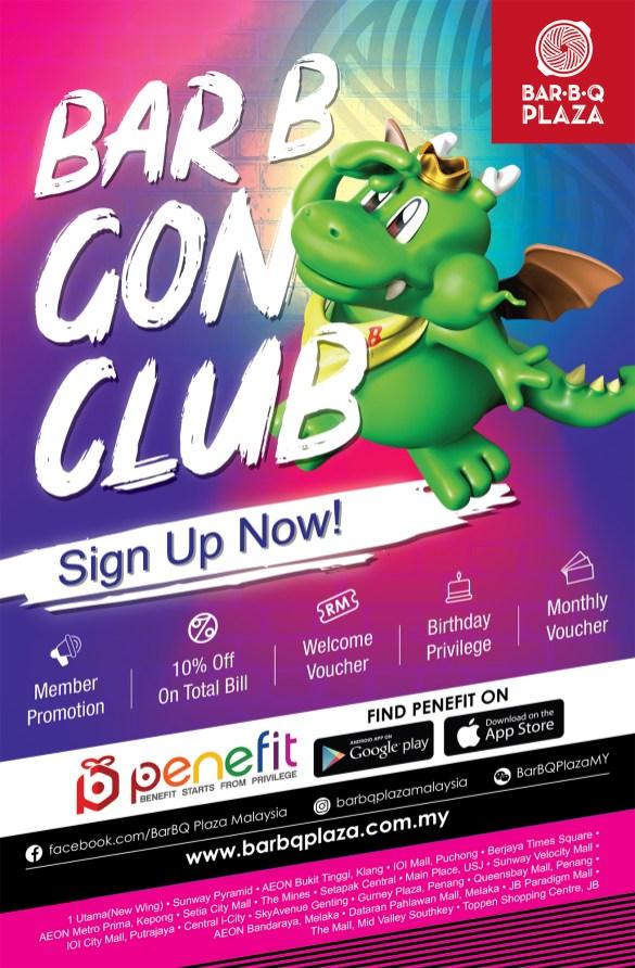 Bar B Gon Club