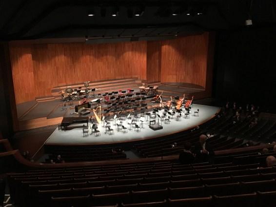 Erstes Orchesterkonzert 2016