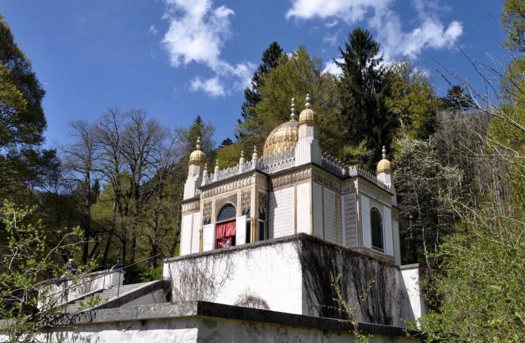 Schloss Linderhof - Maurischer Pavillon