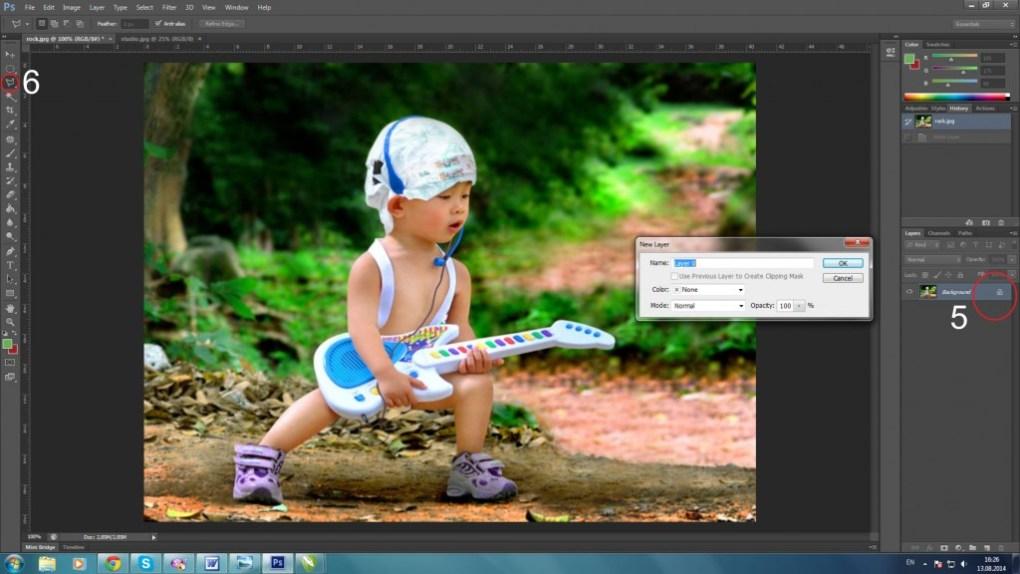 Fotografia 1 Editare Photoshop Barbu Iulian 4