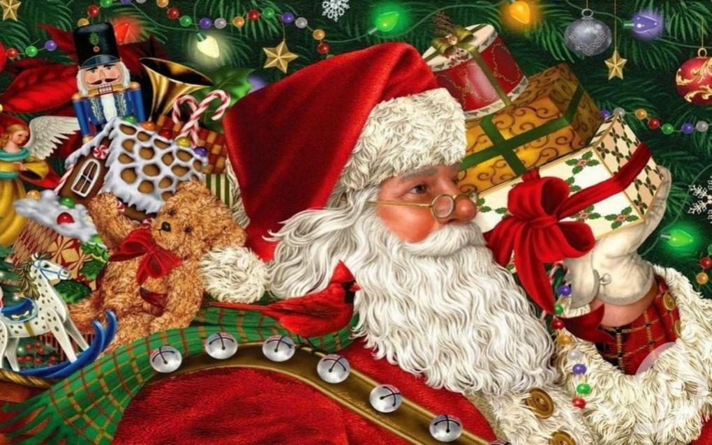 Moș Crăciun Barbuiulian