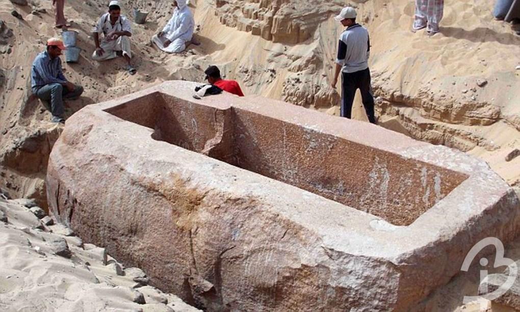 Egipt Misterul Mormântului Vechi De 3.800 De Ani