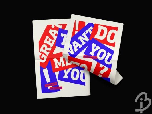 Noi Talente Relansează Design Tipografic