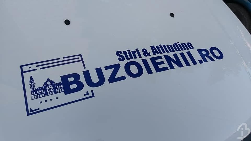 Grafică Mașină Buzoienii Buzău Barbuiulian.com
