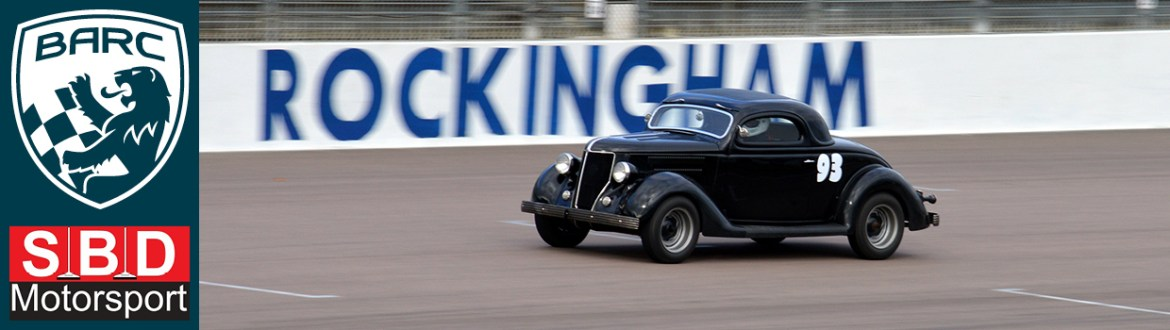 Ford Model 68 at Rockingham