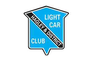 Hagley & District Light Car Club Logo