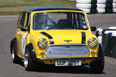 Mike Edwards British Mini