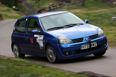 Steven Riddle Renault Clio