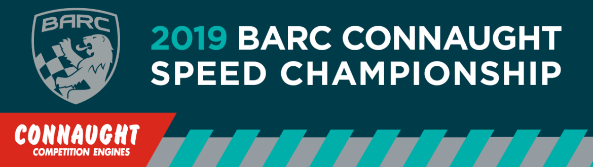 2019 BARC Connaught Speed Championship Header Banner