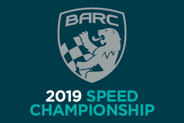 2109 BARC Connaught Speed Championship Short-Form Logo