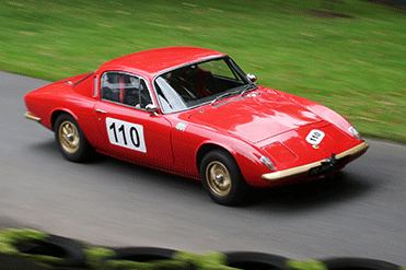 Paul Boscott - Lotus Elan +2