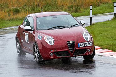 Adrian Martorana - Alfa Romeo MiTo