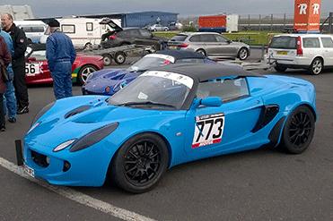 Duncan Fraser - Lotus Elise S2