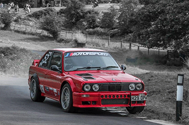 James Hunt - BMW E30