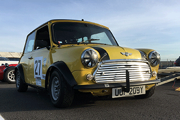 Mike Edwards - British Mini