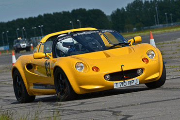 Nicholas Emery & Russell Whitworth- Lotus Elise S1