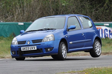Rob Thomson - Renault Clio 172 Cup