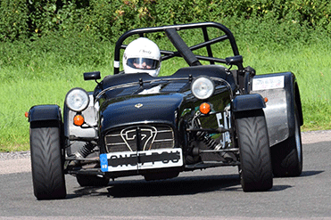Roger Legg - Caterham Roadsport
