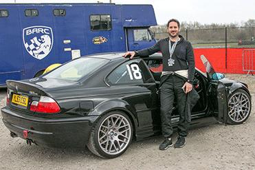 Cedric Abboud - BMW M3 CSL