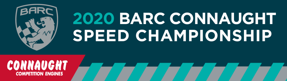 2020 BARC Connaught Speed Championship Header Banner
