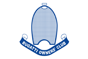 Bugatti Owners Club Logo