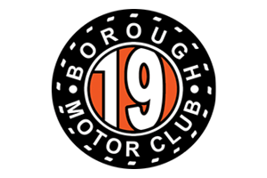 Borough 19 Motor Club Logo