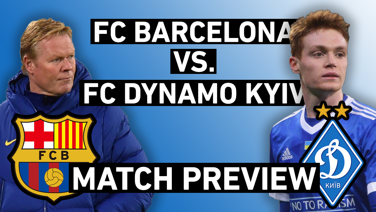 barcelona vs dynamo kyiv champions league preview koeman needs goals against depleted kyiv barcablog barcelona vs dynamo kyiv champions