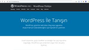 WordPress Site Kurulumu ve Ayarları (Eğitim Dahil)